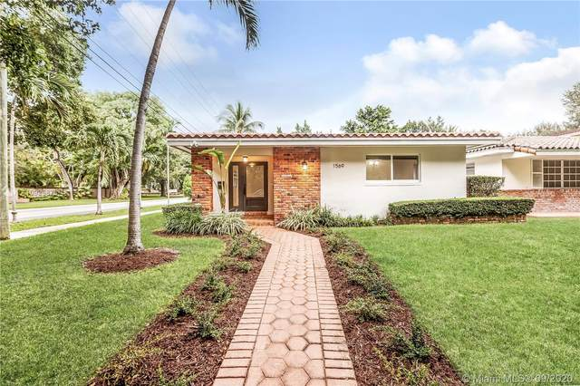 1569 Alcala Ave, Coral Gables, FL 33134 (MLS #A10925873) :: The Jack Coden Group
