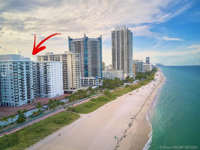 6039 Collins Ave #406, Miami Beach, FL 33140 (MLS #A10925884) :: The Pearl Realty Group