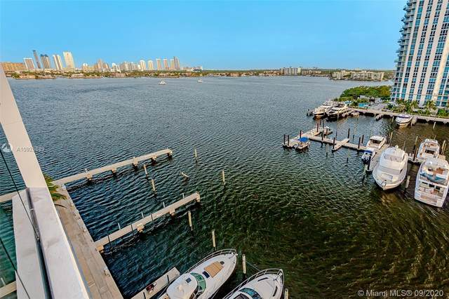 17301 Biscayne Blvd #807, North Miami Beach, FL 33160 (MLS #A10925889) :: Patty Accorto Team