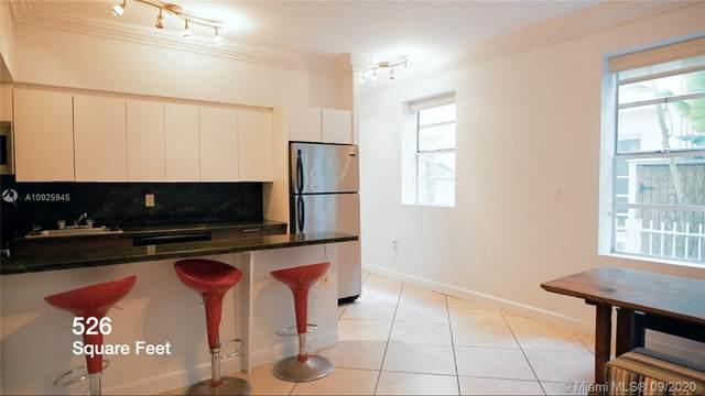 1559 Michigan Ave #104, Miami Beach, FL 33139 (MLS #A10925945) :: Berkshire Hathaway HomeServices EWM Realty