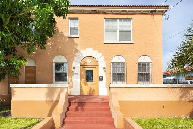 2811 SW 4th St, Miami, FL 33135 (MLS #A10926037) :: Berkshire Hathaway HomeServices EWM Realty
