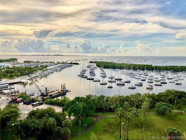 2901 S Bayshore Dr 13B, Miami, FL 33133 (MLS #A10926106) :: Carole Smith Real Estate Team