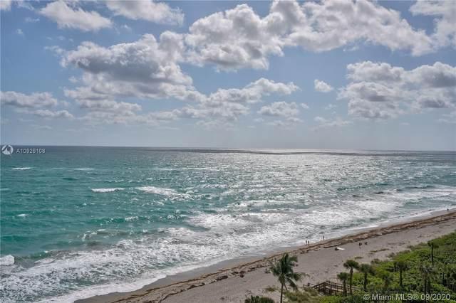 400 Ocean Trail Way #1102, Jupiter, FL 33477 (MLS #A10926108) :: Carole Smith Real Estate Team
