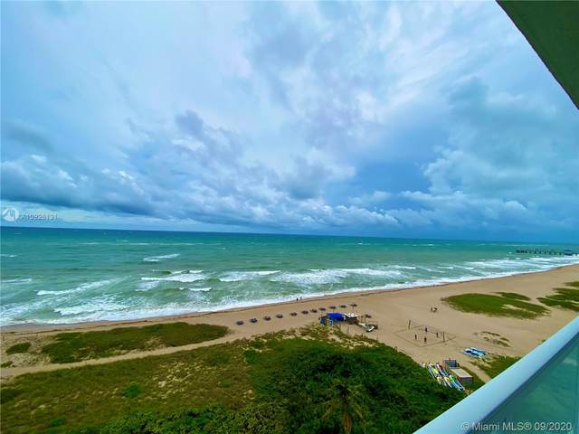 704 N Ocean Blvd #902, Pompano Beach, FL 33062 (MLS #A10926131) :: The Riley Smith Group