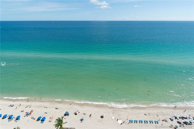 3951 S Ocean Dr #1903, Hollywood, FL 33019 (MLS #A10926146) :: Ray De Leon with One Sotheby's International Realty