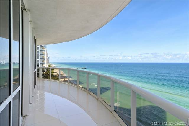 15901 Collins Ave #1401, Sunny Isles Beach, FL 33160 (MLS #A10926170) :: Ray De Leon with One Sotheby's International Realty