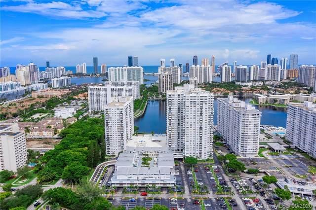 2750 NE 183rd St #402, Aventura, FL 33160 (MLS #A10926179) :: Berkshire Hathaway HomeServices EWM Realty