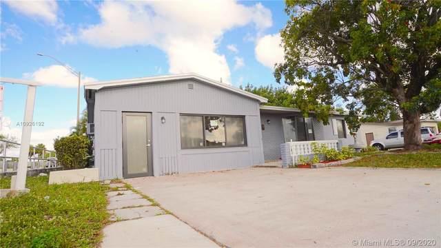 450 NW 69th Terrace, Margate, FL 33063 (MLS #A10926192) :: Re/Max PowerPro Realty
