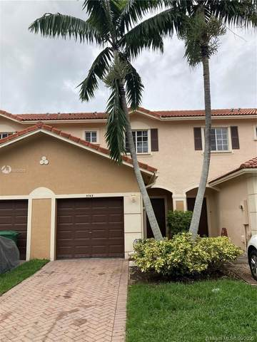 5745 Isles Cir #5745, Tamarac, FL 33321 (MLS #A10926203) :: Berkshire Hathaway HomeServices EWM Realty