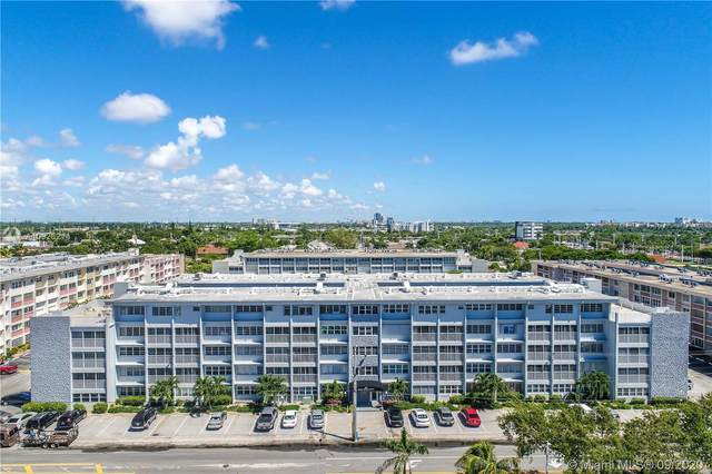 329 SE 3rd St 302P, Hallandale Beach, FL 33009 (MLS #A10926214) :: ONE Sotheby's International Realty
