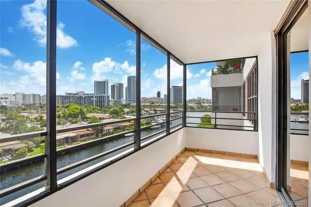 2500 Parkview Dr #604, Hallandale Beach, FL 33009 (MLS #A10926230) :: Berkshire Hathaway HomeServices EWM Realty