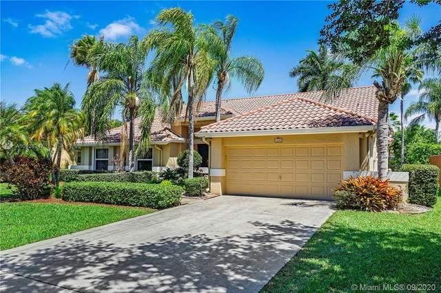 1160 NW 100th Way, Plantation, FL 33322 (MLS #A10926247) :: Berkshire Hathaway HomeServices EWM Realty