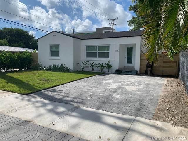968 NE 80th St, Miami, FL 33138 (MLS #A10926259) :: ONE | Sotheby's International Realty