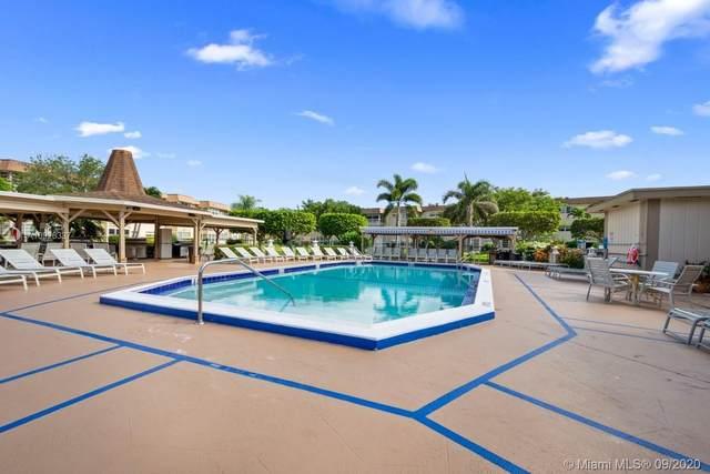 4701 NW 34th St #512, Lauderdale Lakes, FL 33319 (MLS #A10926337) :: Patty Accorto Team