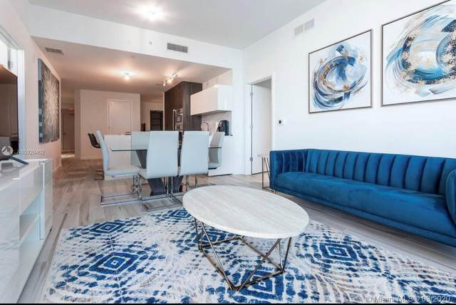 851 NE 1st Ave #2707, Miami, FL 33132 (MLS #A10926402) :: ONE Sotheby's International Realty