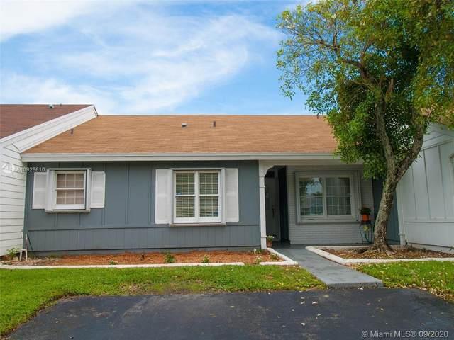 14617 SW 144th Ct, Miami, FL 33186 (MLS #A10926610) :: Berkshire Hathaway HomeServices EWM Realty