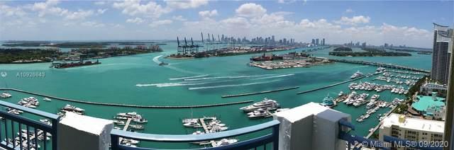 90 Alton Rd #3012, Miami Beach, FL 33139 (MLS #A10926643) :: The Pearl Realty Group