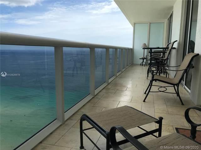 1830 S Ocean Dr #3111, Hallandale Beach, FL 33009 (MLS #A10926679) :: Berkshire Hathaway HomeServices EWM Realty