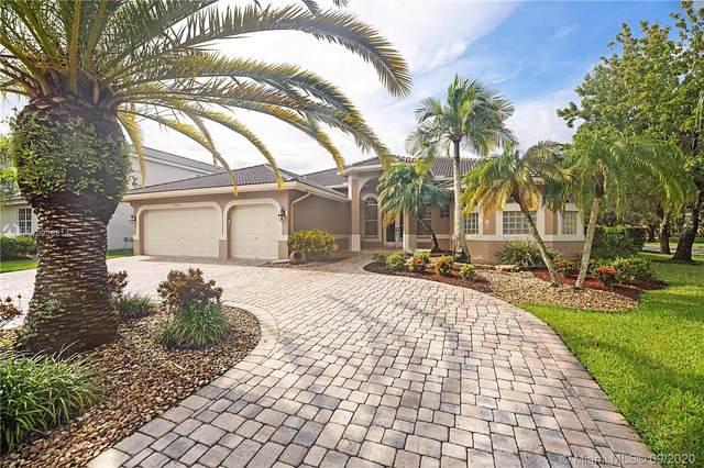 4929 Kensington Cir, Coral Springs, FL 33076 (MLS #A10926814) :: Re/Max PowerPro Realty