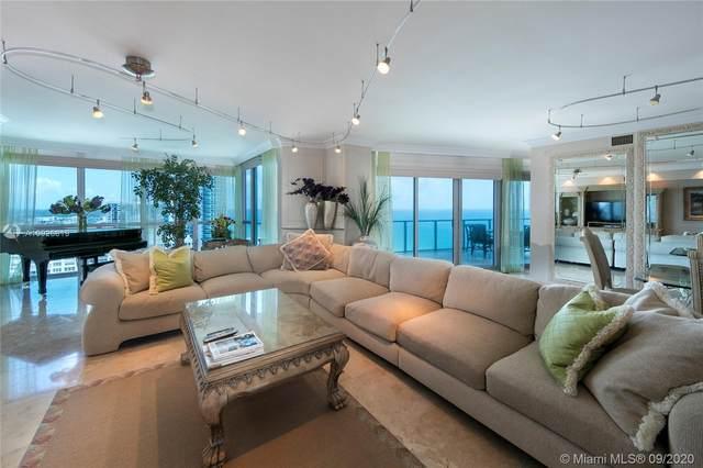 3101 S Ocean Dr #2403, Hollywood, FL 33019 (MLS #A10926819) :: Green Realty Properties