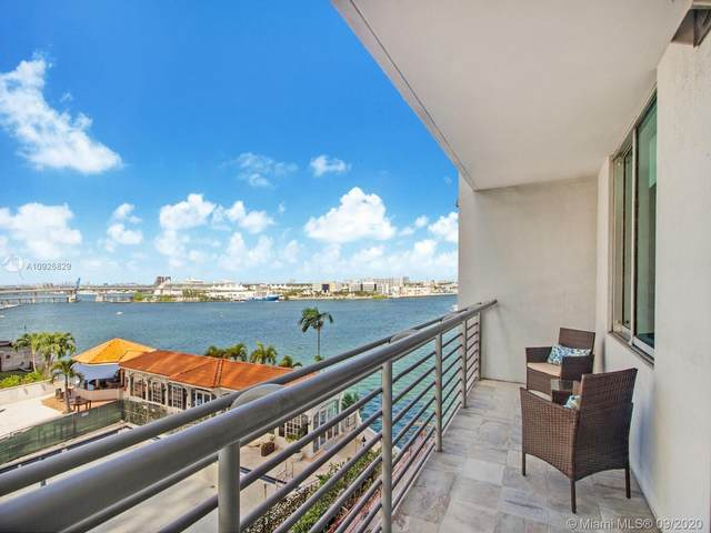 335 S Biscayne Blvd #1010, Miami, FL 33131 (MLS #A10926829) :: ONE Sotheby's International Realty