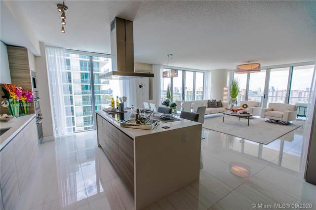 300 Sunny Isles Blvd #1507, Sunny Isles Beach, FL 33160 (MLS #A10926845) :: Prestige Realty Group