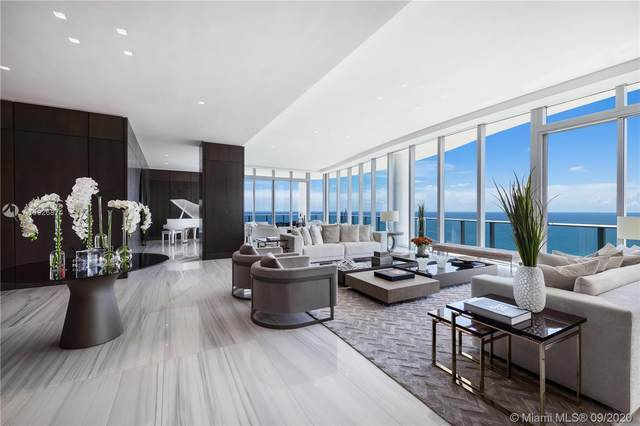 17475 Collins Ave Sky Villa, Sunny Isles Beach, FL 33160 (MLS #A10926874) :: Ray De Leon with One Sotheby's International Realty