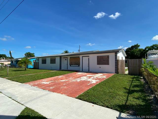 3540 NW 207th St, Miami Gardens, FL 33056 (MLS #A10926942) :: Carole Smith Real Estate Team