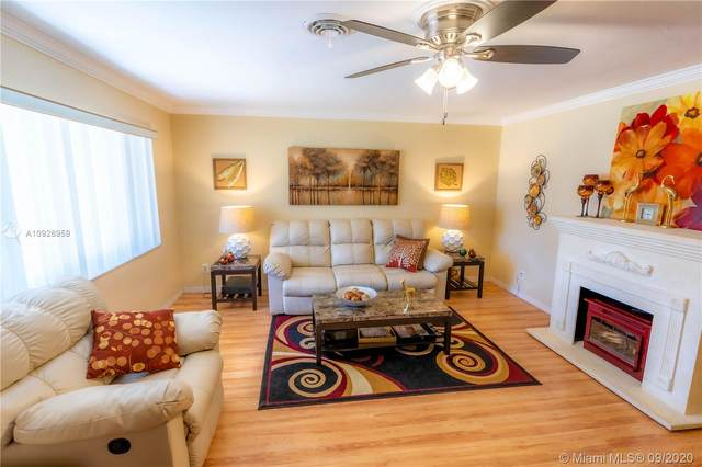 9469 SW 52nd Pl, Cooper City, FL 33328 (#A10926959) :: Real Estate Authority