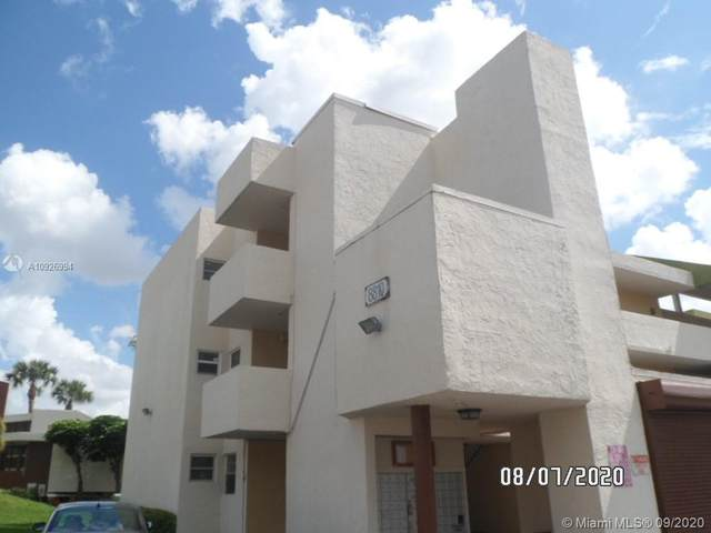 8810 Fontainebleau Blvd #301, Miami, FL 33172 (MLS #A10926994) :: Berkshire Hathaway HomeServices EWM Realty