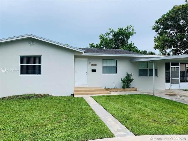 2300 Garfield St, Hollywood, FL 33020 (MLS #A10926998) :: Berkshire Hathaway HomeServices EWM Realty