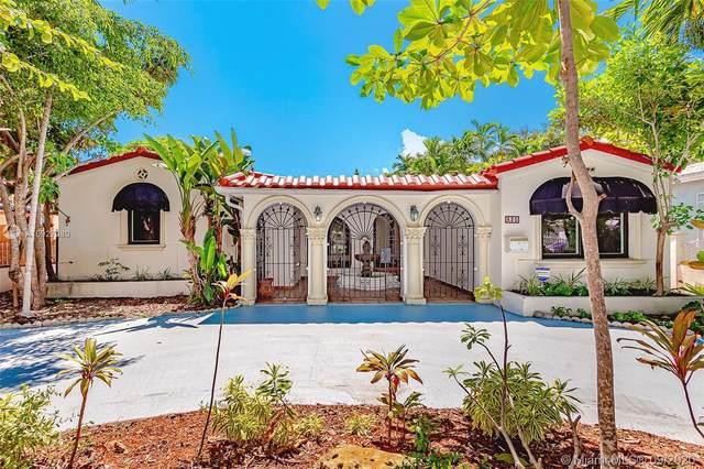 520 SW 22nd Rd, Miami, FL 33129 (MLS #A10927080) :: Berkshire Hathaway HomeServices EWM Realty