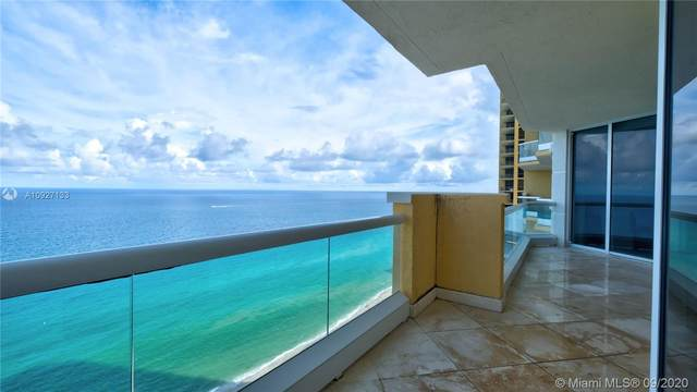 17875 Collins Ave #2802, Sunny Isles Beach, FL 33160 (MLS #A10927133) :: Carole Smith Real Estate Team