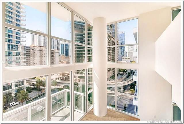 1080 Brickell Ave #701, Miami, FL 33131 (MLS #A10927134) :: Green Realty Properties