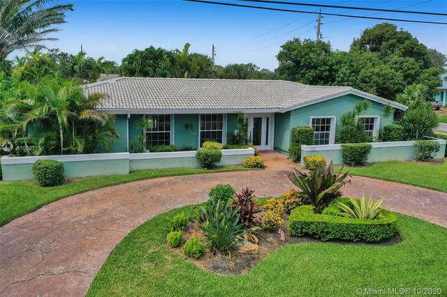 3821 NE 29th Ave, Lighthouse Point, FL 33064 (MLS #A10927151) :: Re/Max PowerPro Realty