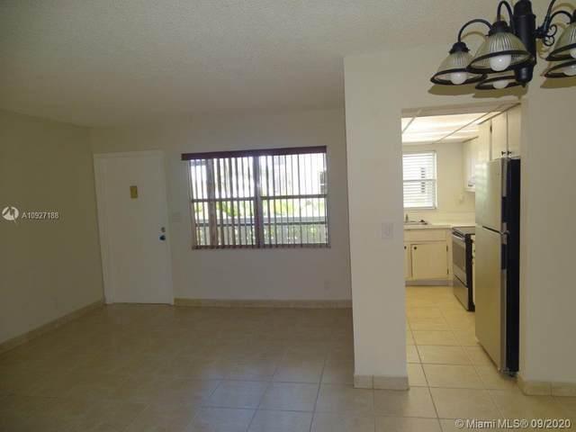 1425 Arthur St 311B, Hollywood, FL 33020 (MLS #A10927188) :: The Rose Harris Group
