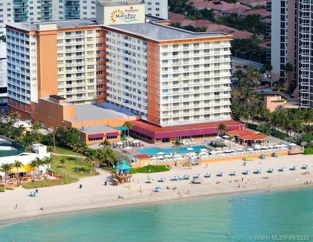 19201 Collins Ave #901, Sunny Isles Beach, FL 33160 (MLS #A10927218) :: Berkshire Hathaway HomeServices EWM Realty