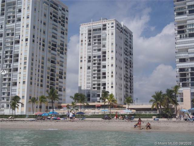 2401 S Ocean Dr #601, Hollywood, FL 33019 (MLS #A10927324) :: ONE Sotheby's International Realty