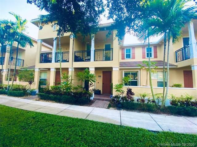 4651 Mimosa Ter #1209, Coconut Creek, FL 33073 (MLS #A10927417) :: Re/Max PowerPro Realty