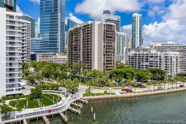 1450 Brickell Bay Dr #1514, Miami, FL 33131 (MLS #A10927480) :: Green Realty Properties