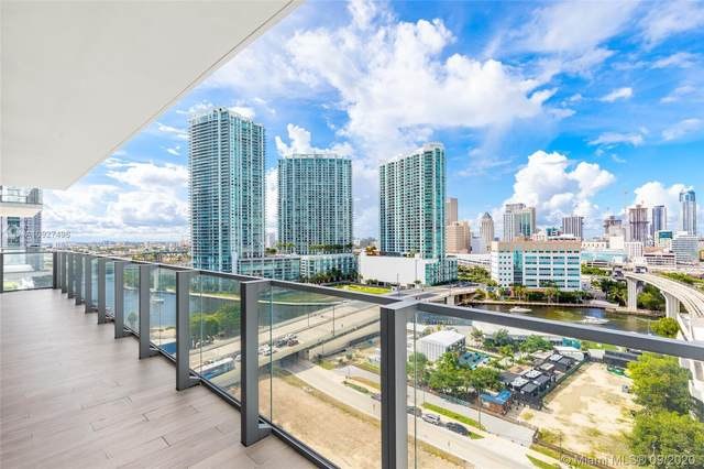 68 SE 6th St #911, Miami, FL 33131 (MLS #A10927496) :: Carole Smith Real Estate Team