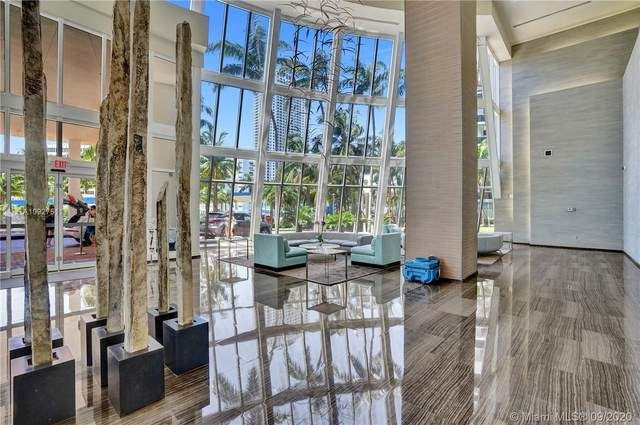 1830 S Ocean Dr #3009, Hallandale Beach, FL 33009 (MLS #A10927511) :: The Pearl Realty Group