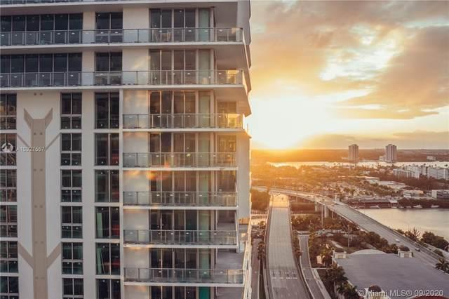 300 Sunny Isles Blvd #1803, Sunny Isles Beach, FL 33160 (MLS #A10927557) :: Prestige Realty Group