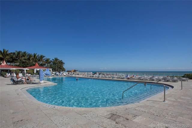 19201 Collins Ave #326, Sunny Isles Beach, FL 33160 (MLS #A10927568) :: Berkshire Hathaway HomeServices EWM Realty