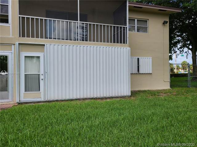 7250 NW 1st St #101, Margate, FL 33063 (MLS #A10927581) :: Re/Max PowerPro Realty