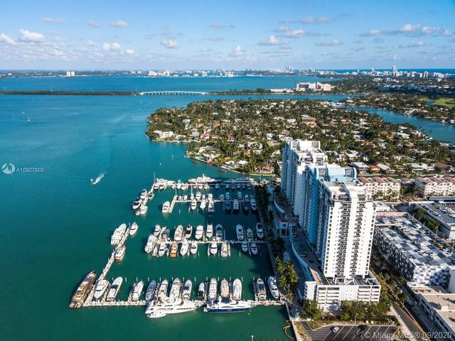 1800 Sunset Harbour Dr #2415, Miami Beach, FL 33139 (MLS #A10927603) :: The Riley Smith Group