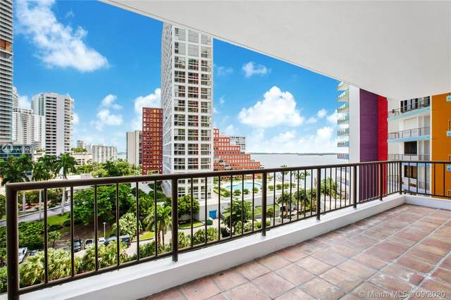 1581 Brickell Ave #508, Miami, FL 33129 (MLS #A10927645) :: Prestige Realty Group