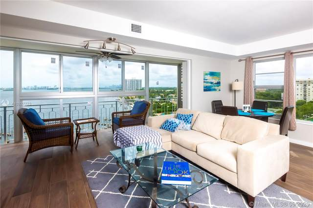 11111 Biscayne Blvd 11G, Miami, FL 33181 (MLS #A10927773) :: Ray De Leon with One Sotheby's International Realty