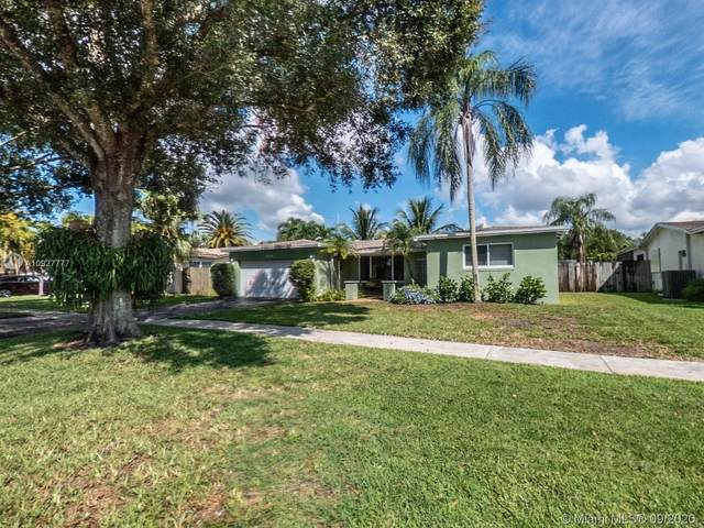 10525 NW 3rd St, Plantation, FL 33324 (MLS #A10927777) :: Green Realty Properties