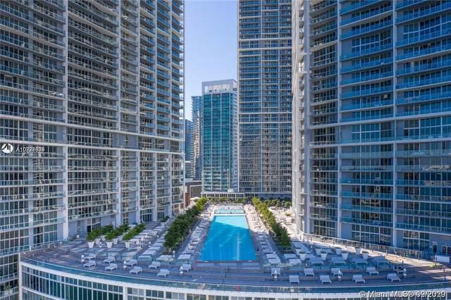 485 Brickell Ave #2702, Miami, FL 33131 (MLS #A10927839) :: Berkshire Hathaway HomeServices EWM Realty